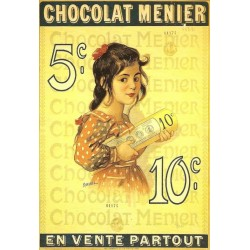 Affiche - 10 centimes