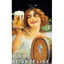 Affiche - Bière (rupture définitive)