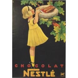 Affiche - Nid (fin de série) - Nestlé