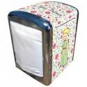Distributeur de serviettes - Rose