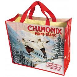 Cabas - Les deux sauteurs Chamonix