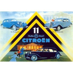 Affiche - Traction Avant (rupture définitive)