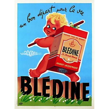 Affiche - Un bon départ pour la vie (fin de série) - Blédine