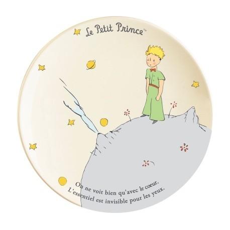 Assiette à dessert - Quart de Terre (fin de série) - Le Petit Prince