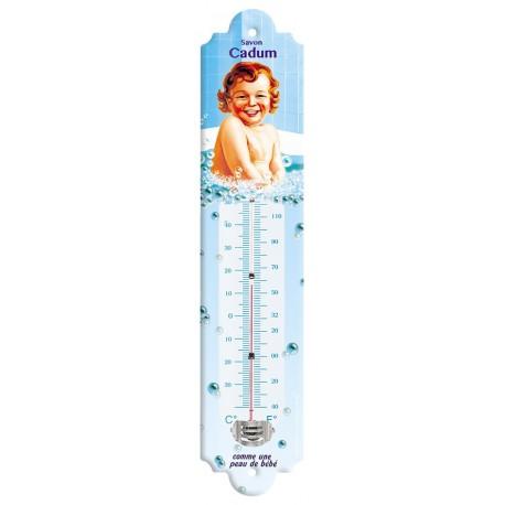 Thermomètre - Bain de bébé - Cadum