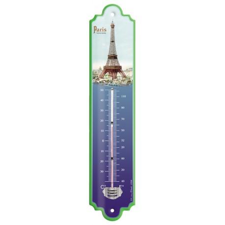 Thermomètre - La Tour Eiffel - Tour Eiffel