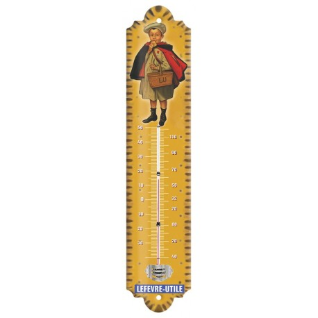 Thermomètre - Petit écolier - Biscuits Lu
