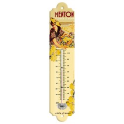 Thermomètre - La fête du Citron - Menton (fin de série)