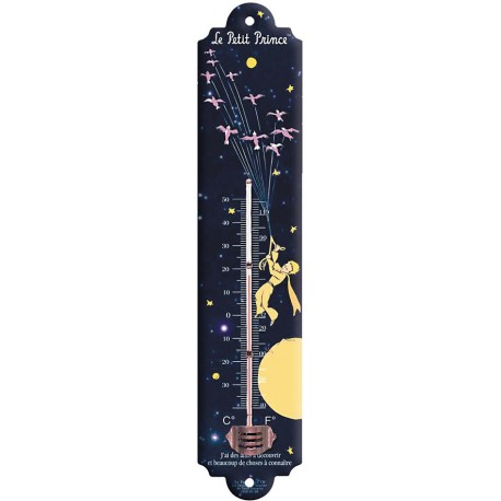 Thermomètre - L'envol - Le Petit Prince