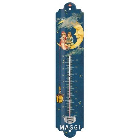 Thermomètre - Lune - Maggi