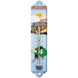 Thermomètre - Bains de mer (rupture définitive)