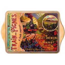 Vide-poches - Le train des pignes