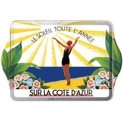 Vide-poches - Soleil toute l'année Côte d'Azur