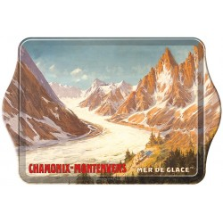 Vide-poches - La Mer de Glace - Chamonix - PLM