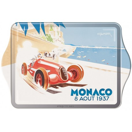 Vide-poches - Grand Prix de Monaco de 1937 - Ville de Monaco