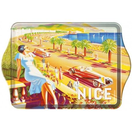 Vide-poches - La Promenade des Anglais - Nice - PLM