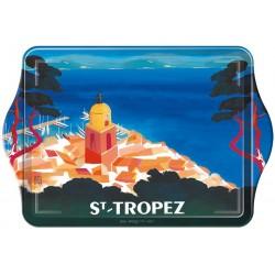 Vide-poches - Vue aérienne de Saint-Tropez